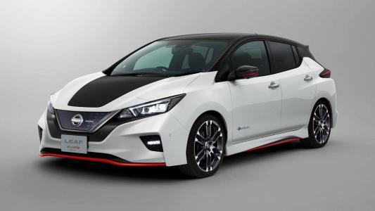 Nissan Leaf Nismo将最畅销的EV系列性别提升