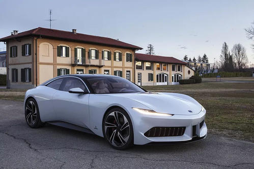 Pininfarina设计的Karma GT将在蒙特利汽车周期间首次亮相北美