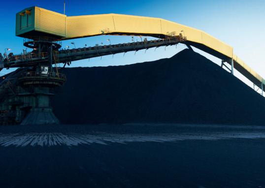 必和必拓暗示再次出售能源煤业务