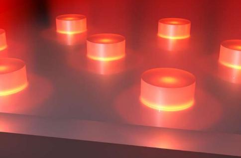 纳米灯泡灯新颖路径:工程师创造可调
