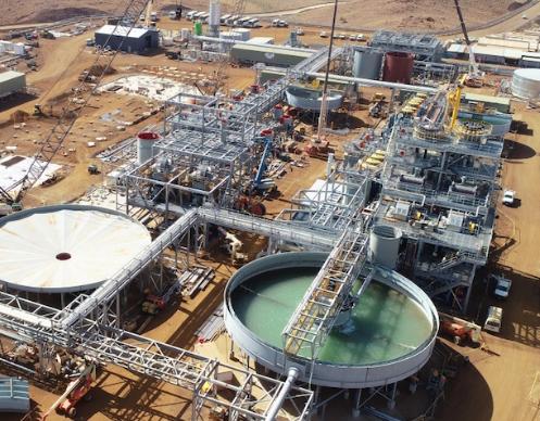 随着锂市场的下滑 Albemarle修改了澳大利亚Wodgina合资企业