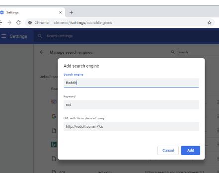 如何在Firefox或Chrome中快速访问任何Reddit论坛