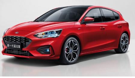 新福特福克斯获得五星级欧洲NCAP完整评分