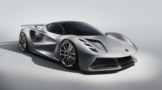 莲花Evija耗资240万英镑的电动超级跑车伦敦首秀