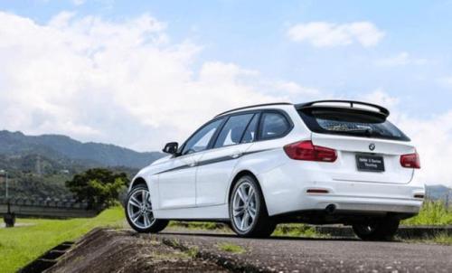全新BMW 3系Touring更大,更长,但更轻的旅行车