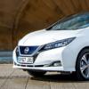 新日产LEAF是欧洲销量最快的电动汽车