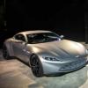 阿斯顿·马丁推出詹姆斯·邦德的新车阿斯顿·马丁DB10