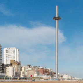 世界最高的移动observation望塔准备迎接首批乘客