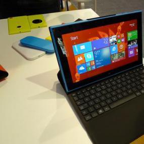 充电器问题禁止销售Lumia 2520平板电脑