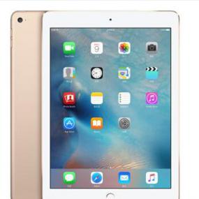 苹果的9.7英寸iPad设备在市场上的平板电脑系列中非常受欢迎