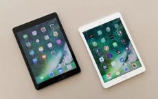 旧版iPad上购物呢9.7英寸iPad Pro于2016年3月首次亮相