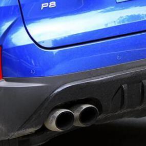 评测WEY P8插电混合动力怎么样:百公里加速6.52秒