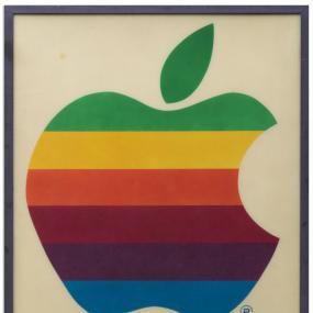 1970年代苹果零售标志将于本月拍卖