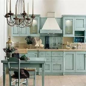 打造清爽靓丽厨房空间 玩转厨房装修