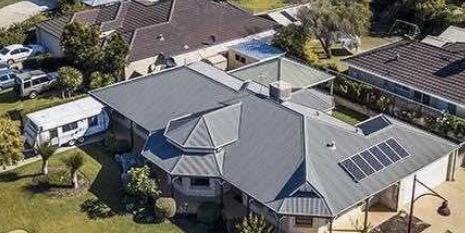 随着西澳电网的新需求降低屋顶太阳能取代了更多煤炭