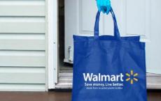沃尔玛在大流行期间帮助邻居互相购物