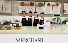 Merchant Gourmet推出定制食品盒的送餐服务