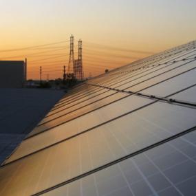 亚马逊在中国开设首家太阳能设施
