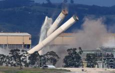 维多利亚的榛树燃煤电厂已经被拆除