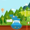 全球可再生能源发电能力增长仍然缓慢