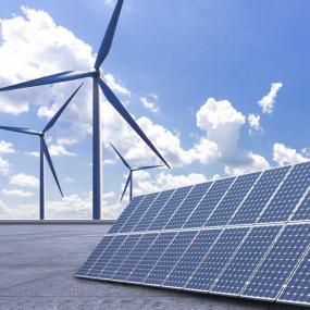 公用事业机构将采用太阳能来代替化石燃料将大大推动收入增长