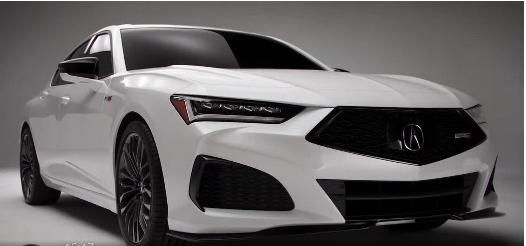 2021年讴歌TLX看起来像是一款可靠的豪华运动轿车