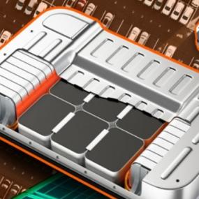 太阳能农场为电动汽车电池提供第二生命