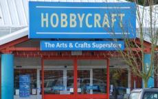 Hobbycraft将在英格兰和北爱尔兰重新开设90家商店