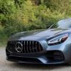 2020 梅赛德斯 AMG GT Coupe的道路测试