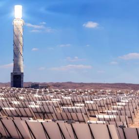 以色列及其邻国能否仅靠太阳能供电