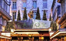 酒店业的重新开放有助于英国大街的人流量增长达到两位数