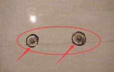 轻松搞定瓷砖钻孔的方法 装修小白也能变身老司机