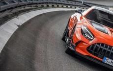 梅赛德斯AMG GT黑色系列赛车仅售335,240欧元