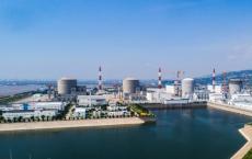华北核与辐射安全监督站对田湾核电5号机组组织开展首次临界控制点检查