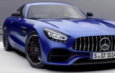梅赛德斯用AMG GT取代了AMG GT S