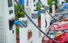 通用汽车快速充电站泛滥到郊区