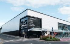 M&S在诺丁汉开设新型服装和食品商店