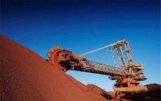 7月份巴西铁矿石出口量为3399万吨 而上年同期为3423万吨