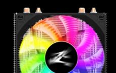 ZALMAN宣布推出新的入门级RGB CPU散热器