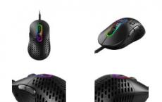 Mountain推出了带有全新Pixart PMW3370传感器的Makalu 67游戏鼠标