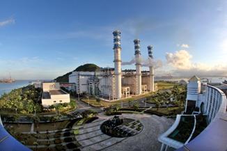 在美国天然气越来越多地开始取代煤炭发电