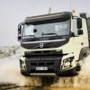 沃尔沃FMX卡车庆祝10年艰难历程
