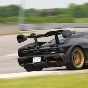 2019迈凯轮塞纳是有史以来性能最好的汽车之一